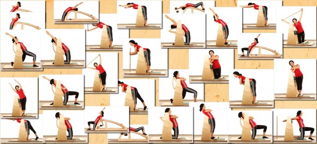 Mit Mobitrain-Geräten stärken Sie Ihren Körper, indem Sie Muskellängentraining sowie Faszientraining miteinander vereinen